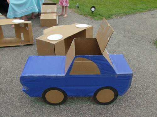 box car summer project